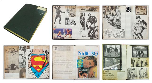 , 'Caderno de Referências V,' 1980s, Galeria Jaqueline Martins