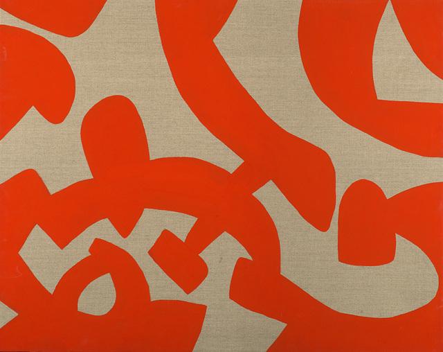 "Carla Accardi, '""Simulating Curves""', 2006, Il Ponte"