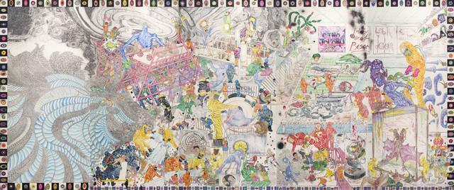 , 'Krishna Tongue,' 2016, Richard Koh Fine Art