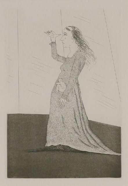 David Hockney, 'The Princess Searching (Tokyo 71)', 1969, Sworders
