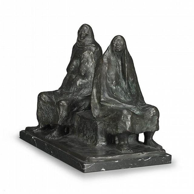 , 'Madre e Hija en Banca,' 1975, Stern Fine Art
