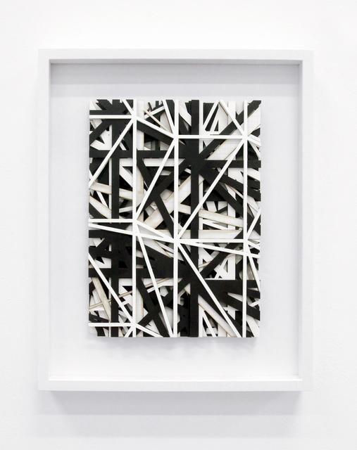 , 'Increment S17,' 2017, Mini Galerie