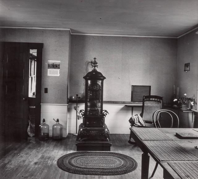 Walker Evans, 'Stove, Heiker House, Cranberry Island, Maine', 1969, Doyle