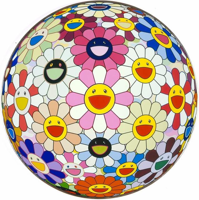 Takashi Murakami, 'Flowerball Pink', 2007, Gagosian