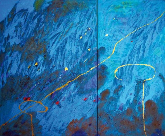 , 'Mare - Diptychon,' 2006, Galerie AM PARK
