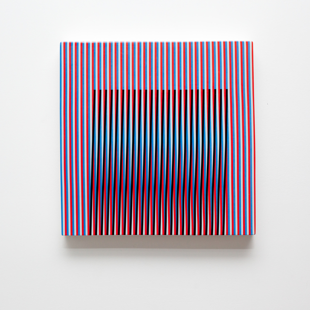 , 'Chromatic Induction (E.A.),' 2008, Ranivilu Art Gallery