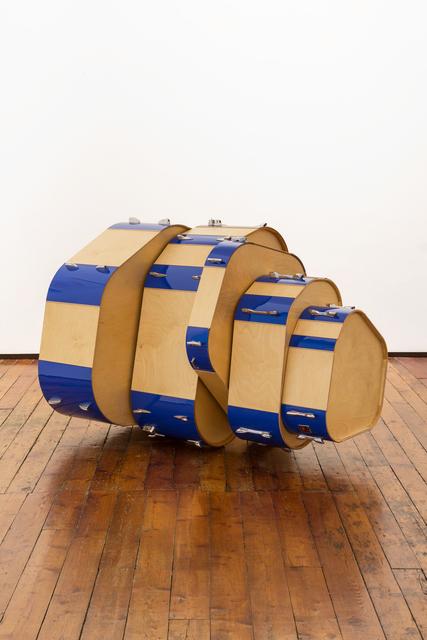 , 'Shells,' 2018, Galleria Fumagalli