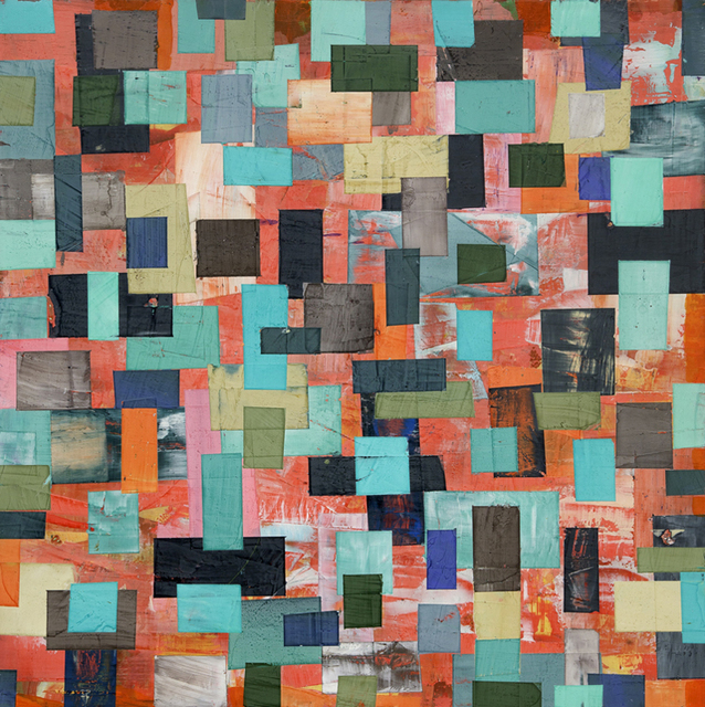 , 'Southernmost Painting,' 2015, Carrie Haddad Gallery
