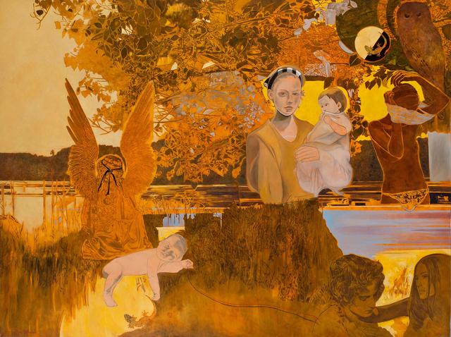 , 'Gli Amanti che si amano no ci Sono per Nessuno,' 2011-2012, Heather James Fine Art