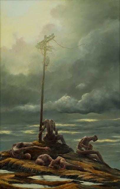 Matthew Mrowka, 'Beacon', 2018, IX Gallery