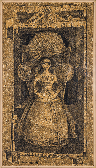 , 'Bride,' 1965, Hafez Gallery