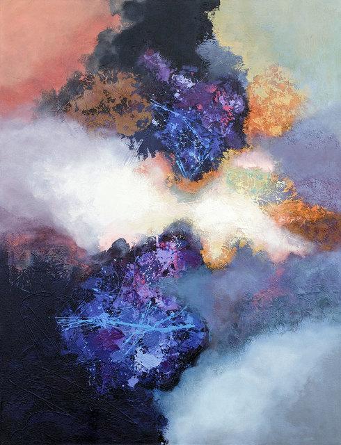 , 'Tanzanite,' 2016, Albemarle Gallery | Pontone Gallery