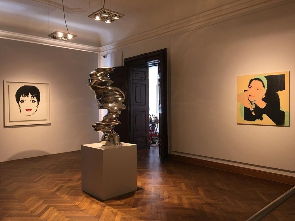 "Salzburg - Summer Festival 2016, Tony Cragg and Andy Warhol ""Portraits"""