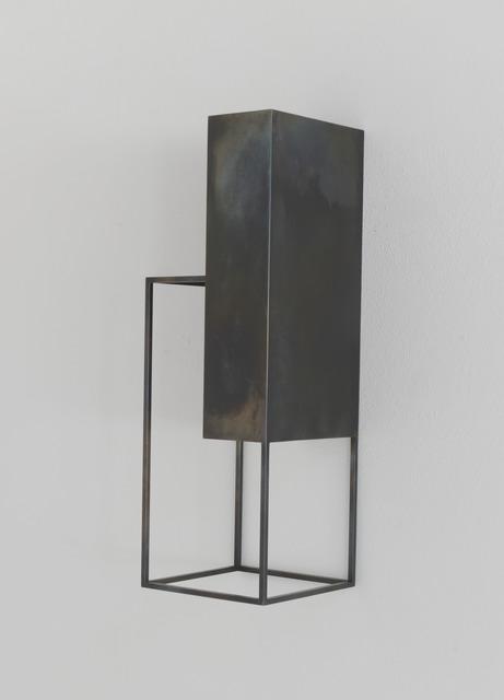 , 'Resonance Shape-I-MB,' 2017, Galerie Floss & Schultz
