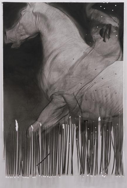 , 'The Avant Garde,' 2018, Kristin Hjellegjerde Gallery
