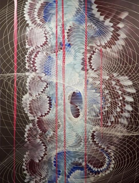 Hoxxoh, 'Brickell.Arch', 2013, Miami Art Society