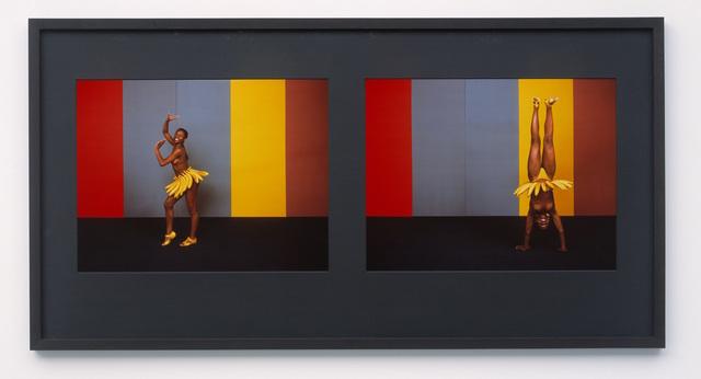 , 'Camera Oscura #17 (Black Josephine),' 2002, Vistamare