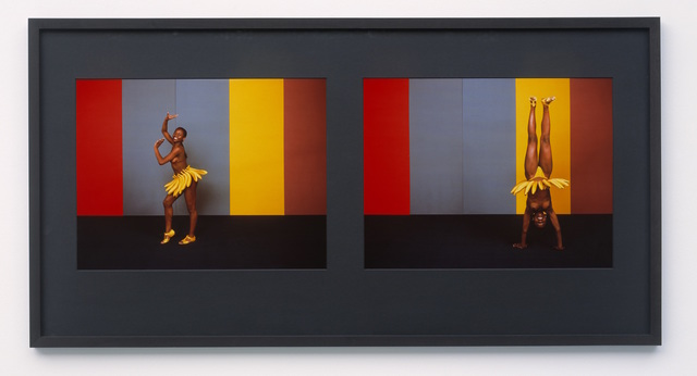 , 'Camera Oscura #17 (Black Josephine),' 2002, Vistamare/Vistamarestudio