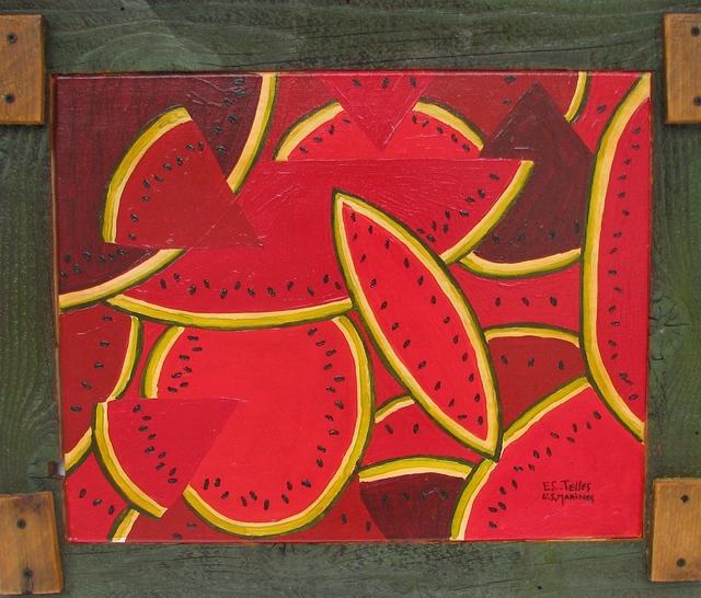 , 'Melon,' 2014, Beth Urdang Gallery