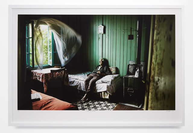 , 'Room with the stove, Yenice,' 2006, Tina Kim Gallery