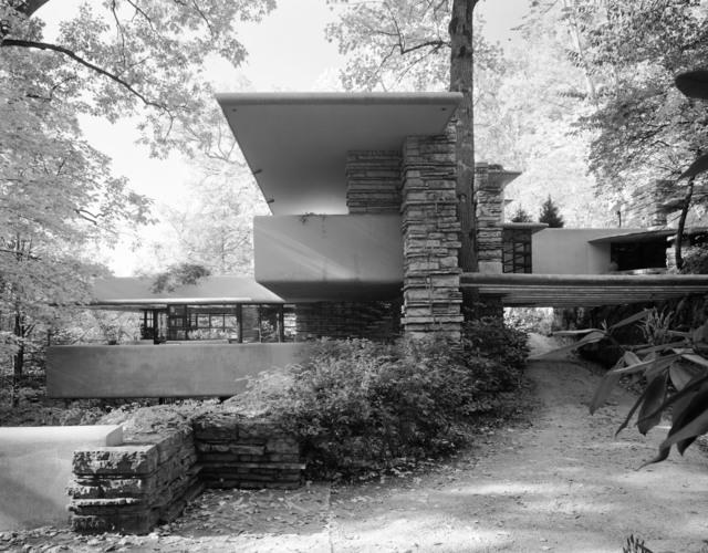 , 'Fallingwater, Frank Lloyd Wright, Bear Run, PA,' 1963, Yossi Milo Gallery