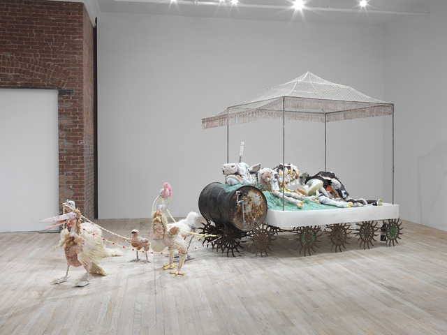 , 'The Tiller,' 2013, Postmasters Gallery