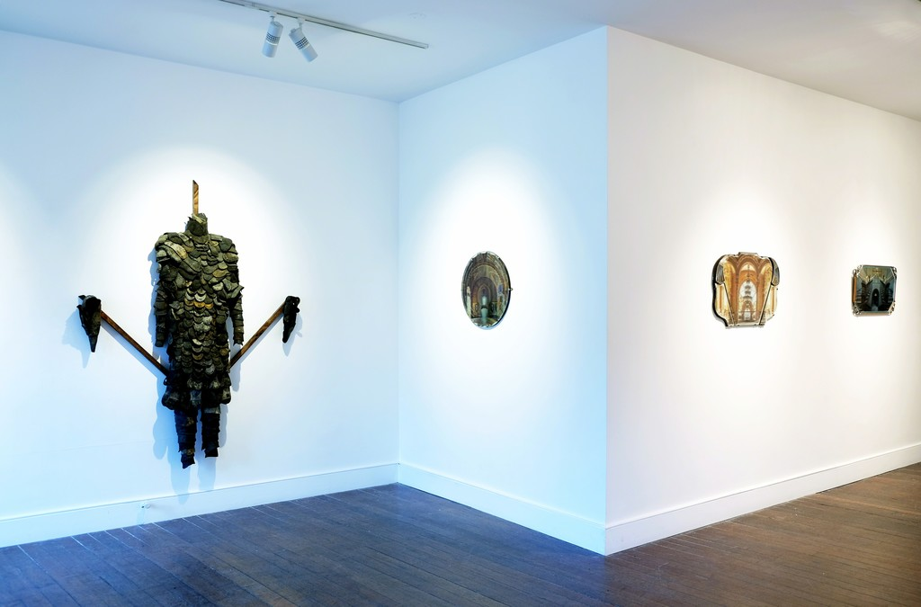Archaeologies | CHARLE SMITH LONDON | Installation view (3)