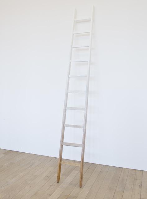 , 'Ladder,' 2017, Galerie Peter Kilchmann