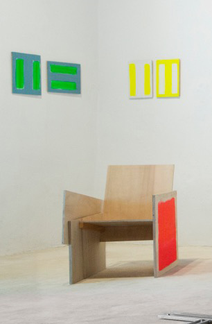 , 'This is how it could have been (chair),' 2018, Florence Loewy