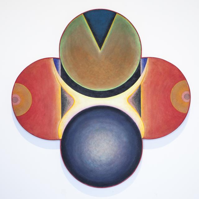 , 'Centrovision 902,' 1988, Jhaveri Contemporary