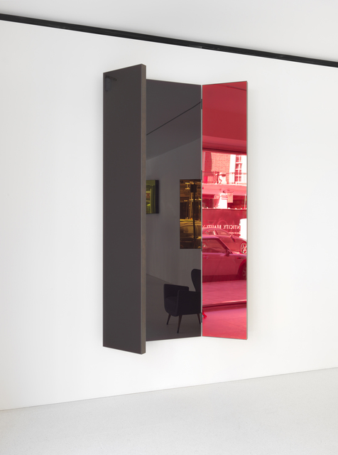 , 'Miroir B,' 2014, Gagosian