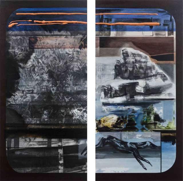, 'Landscape,' 2017, C. galeria