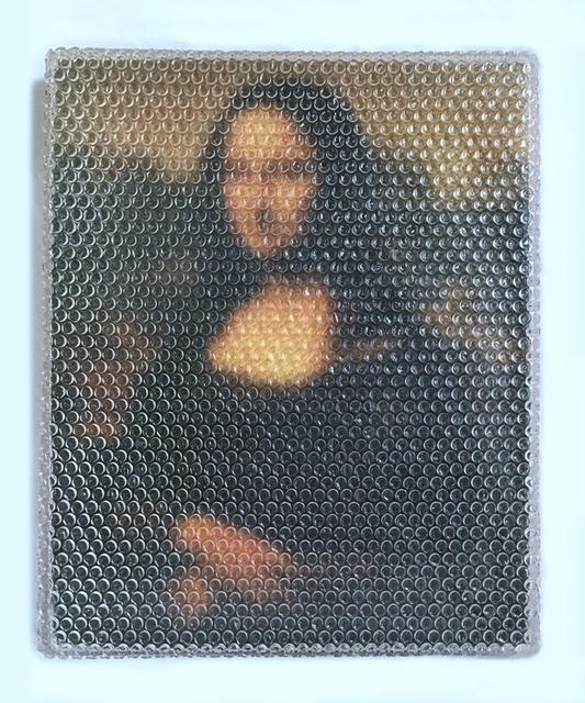 , 'Forgotten - Mona Lisa,' 2017, Red Gate Gallery