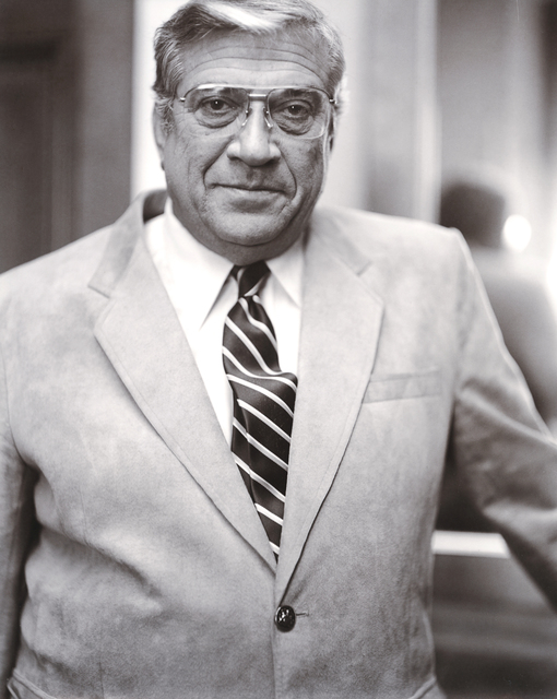 ", 'Congressman William ""Bill"" Dickenson, Republican, Alabama, 1987,' 1987, Deborah Bell Photographs"