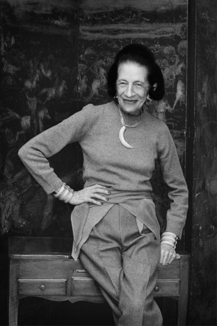 , 'Diana Vreeland, New York,' 1982, Staley-Wise Gallery