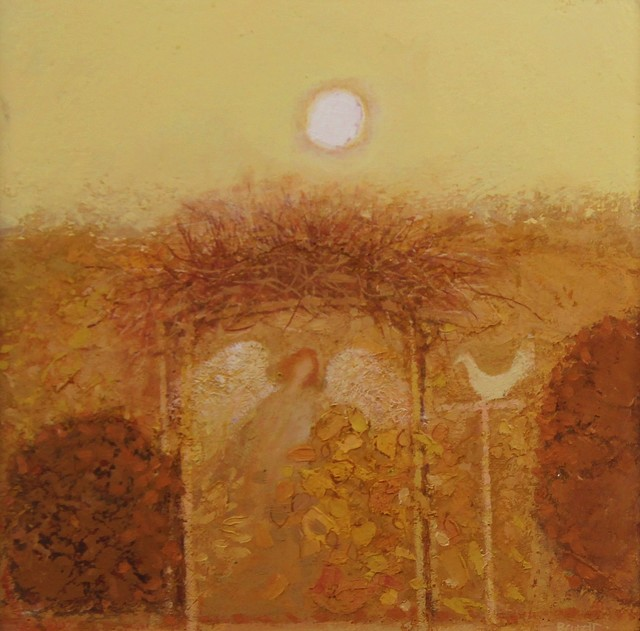 , 'The Seraph's garden ,' ca. 2008, Castlegate House Gallery