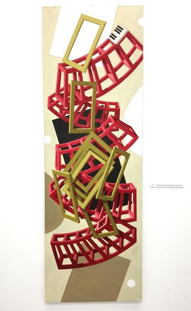 , 'In three parts,' , Faur Zsofi Gallery