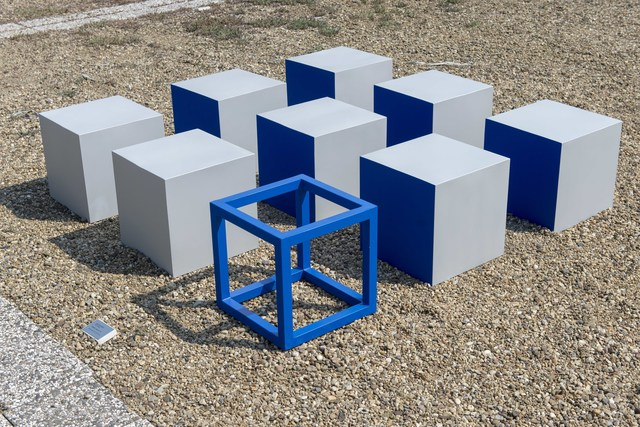 , 'Introvert,' 2018, Elgiz Museum
