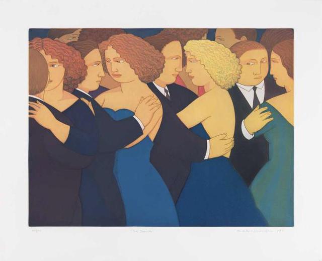 Andrew Stevovich, 'The Dance, ed. 22/100', 1989, Adelson Cavalier Galleries