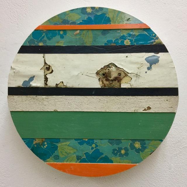 , 'Porthole XLIX,' 2018, The Schoolhouse Gallery