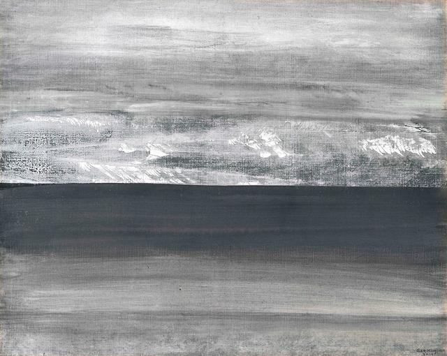 Gao Xingjian 高行健, 'In the Ocean (En Mer),' 2010, Alisan Fine Arts