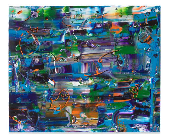 , 'Super Scoop,' 2019, Miles McEnery Gallery