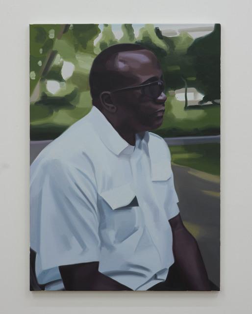 , 'Mark,' 2016, David Risley Gallery