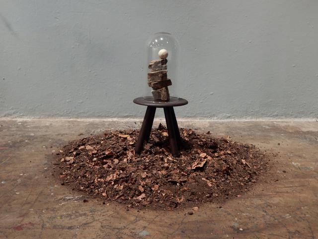 , '«The emancipated passages»,' 2018, Proyecto NASAL