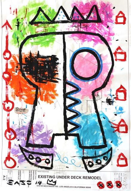 , 'Under Deck,' 2015, Artspace Warehouse