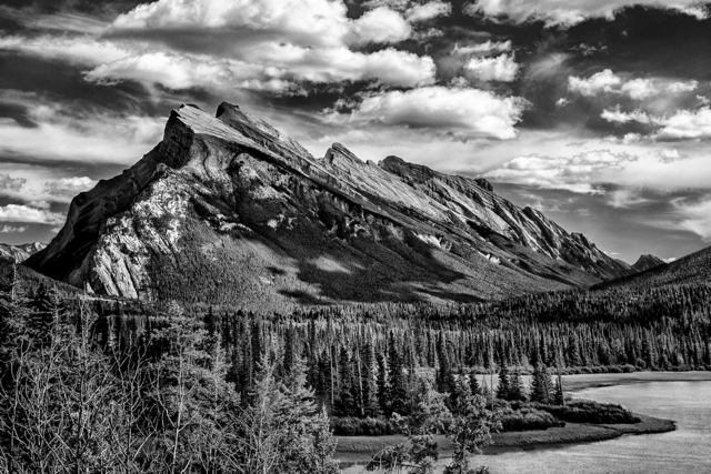 , 'Mt Rundle, Banff National Park,' , Soho Photo Gallery