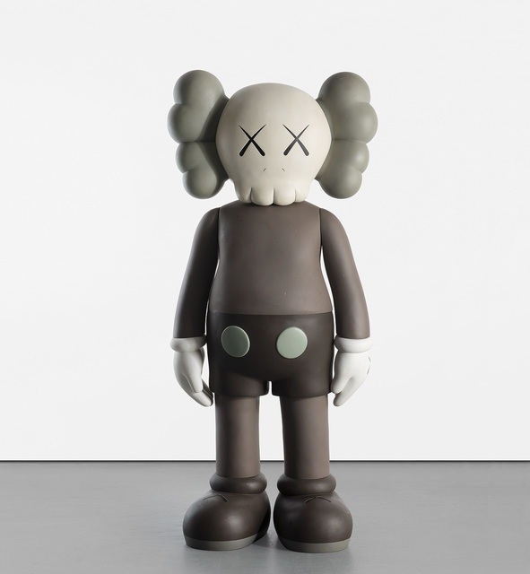 KAWS, 'FOUR FOOT COMPANION (BROWN)', 2007, Phillips
