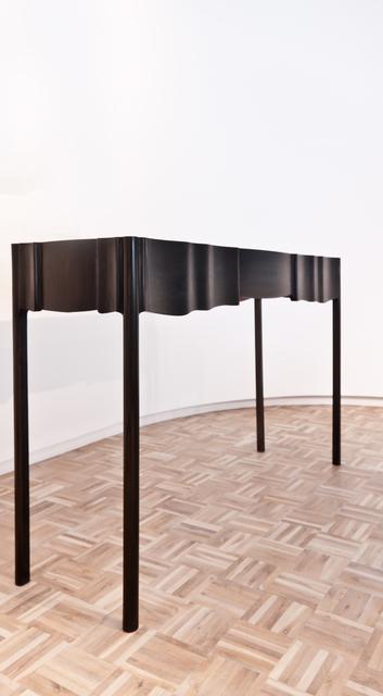 , 'Linen Fold Black,' 2013, Southern Guild