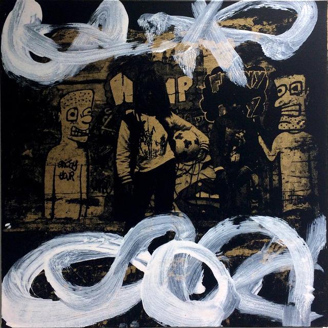 , 'Bad Boys Series, 1,' 2017, Pascal Fine Art