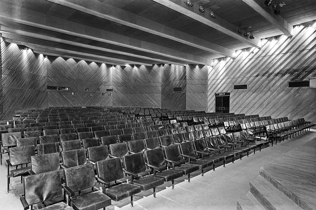 Madan Mahatta, 'Shakuntalam Theatre, Pragati Maidan, New Delhi, 1972 (Architect: The Design Group)', Photoink